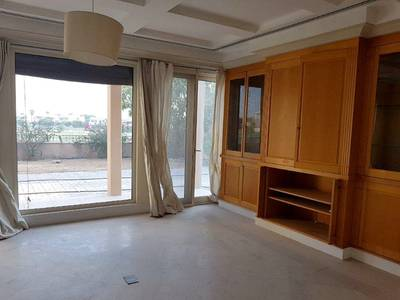 5 Bedroom Villa for Sale in Arabian Ranches, Dubai - Golf Course View- Savannah Type 3 - 5bed+maids
