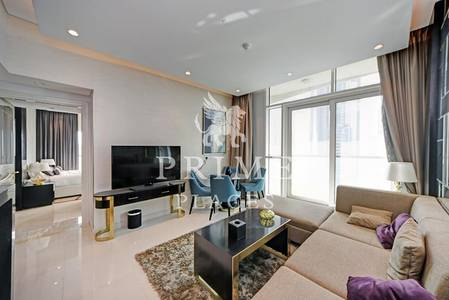 2 Bedroom Apartment for Rent in Downtown Dubai, Dubai - Fully Furnished | Brand New | Good Location