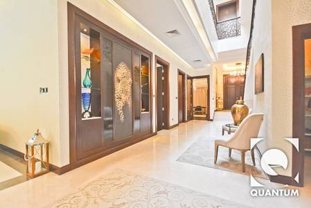 6 Bedroom Villa for Rent in Al Barari, Dubai - Completely upgraded Type D High Quality