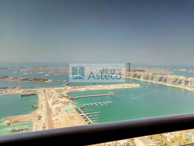 2 Bedroom Flat for Rent in Dubai Marina, Dubai - Breathtaking view 2BR in the heart of Marina