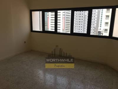 Very spacious 3BHK apartment only for AED 85,000/- is now available for rent in Tourist club area