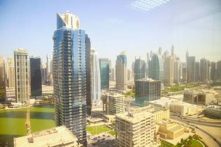 Lovely Huge Office Fully Partitions Amazing View