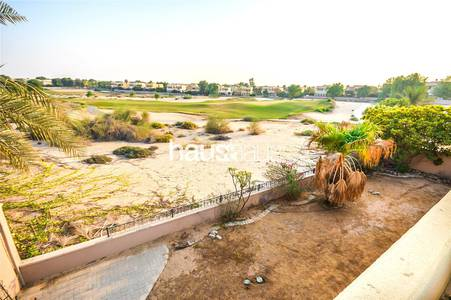 5 Bedroom Villa for Sale in Arabian Ranches, Dubai - Golf facing 5 bed | Best deal in Ranches