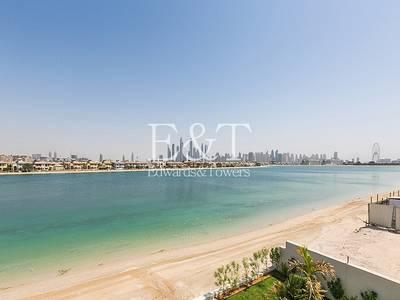 5 Bedroom Villa for Sale in Palm Jumeirah, Dubai - Custom-Made Villa Marina Skyline view