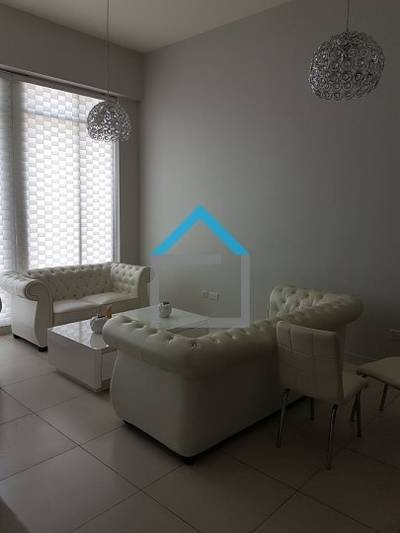 1 Bedroom Apartment for Rent in Downtown Dubai, Dubai - Semi - Furnished 1BR facing Business Bay