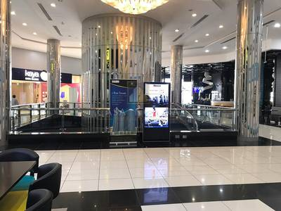 Shop for Rent in Barsha Heights (Tecom), Dubai - Suitable for Typing Center Fitted Shop