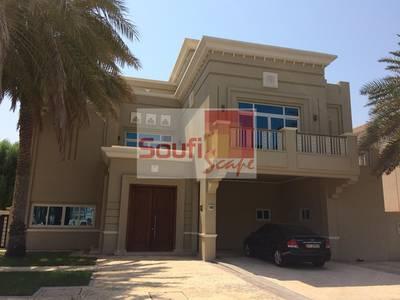 5 Bedroom Villa for Rent in Marina Village, Abu Dhabi - MODERN & POSH 5B  BED VILLA IN MARINA VILLA