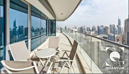 2 Bedroom Flat for Rent in Dubai Marina, Dubai - Great Furniture - High Floor - Available