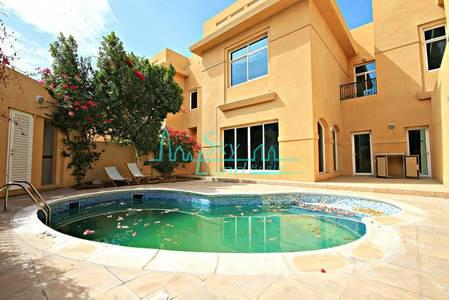 5 Bedroom Villa for Rent in Umm Suqeim, Dubai - HIGH QUALITY 5BR+MAID'S SEMI DETACHED VILLA WITH PRIVATE POOL IN UMM SUQEIM 3