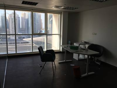 Office for Sale in Jumeirah Lake Towers (JLT), Dubai - Shaikh Zayed Road View| Office for Sale in Palladium Tower-JLT| 600K (All incl.)