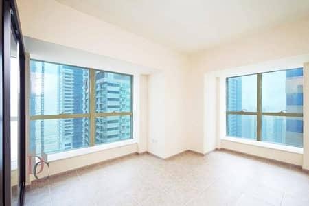 2 BR Hot Investment | Beautiful Sea View |Already rented @125k | Elite Residence Dubai Marina