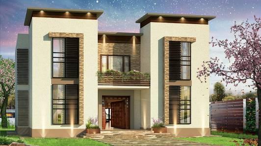 10 Bedroom Villa for Sale in Al Shamkha, Abu Dhabi - Villa For Sale in Ganob Al Shamkah for 3. 200. 000 million