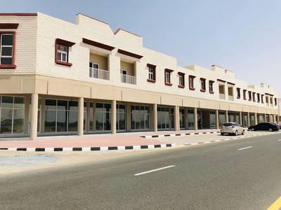 Showroom for Rent in Hoshi, Sharjah - Big Shop's available in a Brand New building at Al Hooshi - Sharjah
