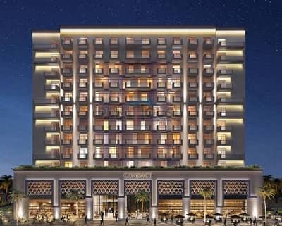Amazing serviced apartment in brand new building Al Furjan