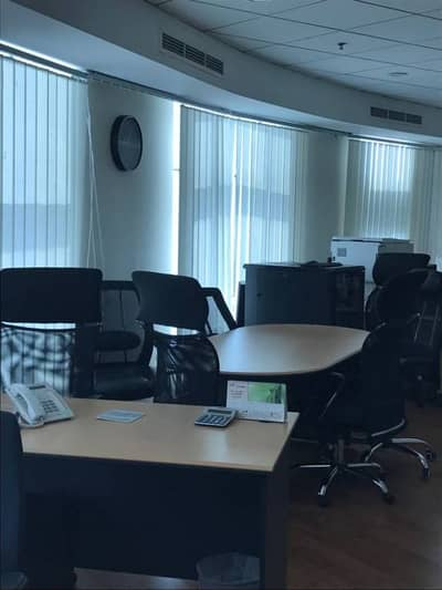 Great located Fully Fitted Office for rent in JLT
