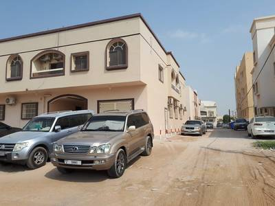 1 Bedroom Apartment for Rent in Al Rawda, Ajman - Very nice location and nice building, near to abaya round board and new building.