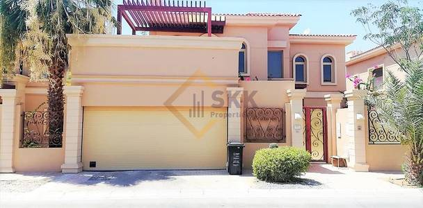 5 Bedroom Villa for Rent in Al Raha Golf Gardens, Abu Dhabi - 5 Bed room villa with private pool |Rent