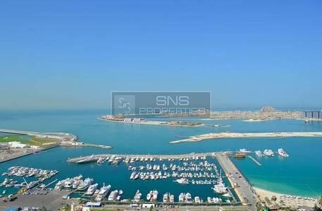 4 Bedroom Penthouse for Rent in Dubai Marina, Dubai - Beautiful 4Br Penthouse in Le Reve