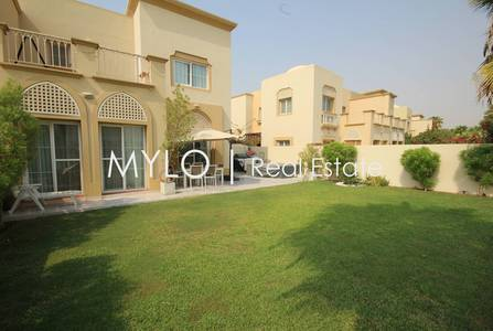 3 Bedroom Villa for Sale in The Springs, Dubai - Immaculate 1 End Lake View Opposite Pool