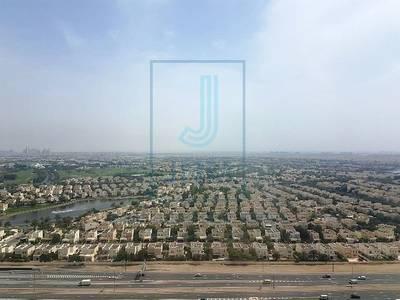 Floor for Sale in Jumeirah Lake Towers (JLT), Dubai - 8% ROI for rented floor in Swiss Tower