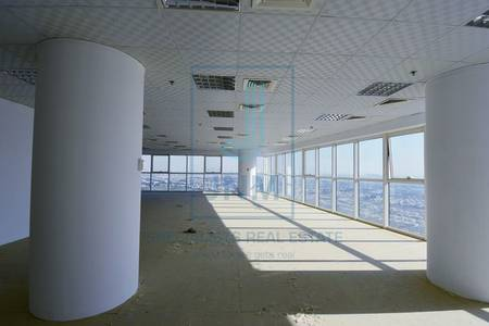 Floor for Rent in Jumeirah Lake Towers (JLT), Dubai - Full Floor Office Space For Rent At Swiss