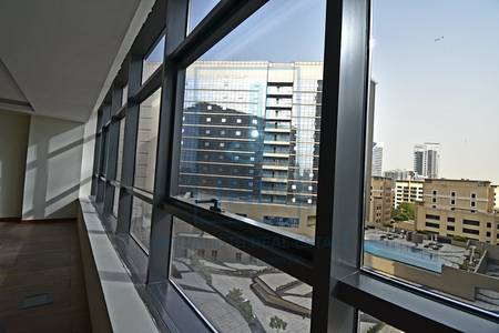Office for Rent in The Greens, Dubai - Basic Fitted Office  For Rent In Onyx T1
