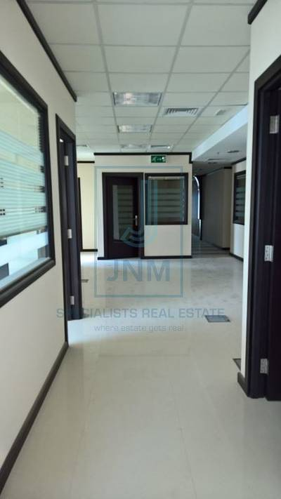 Office for Rent in Jumeirah Lake Towers (JLT), Dubai - Lake View From Fortune