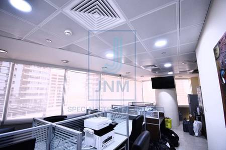 Office for Rent in Jumeirah Lake Towers (JLT), Dubai - Fitted Office Space For Rent At Ag/silver Tower!!!