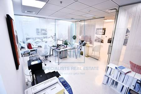Office for Rent in Jumeirah Lake Towers (JLT), Dubai - BEST DEAL Office Space For Rent At Saba1