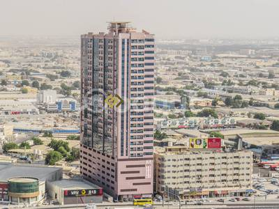 1 Bedroom Apartment for Rent in Sheikh Maktoum Bin Rashid Street, Ajman - 1 Month Free..! Commission Free..! Beautiful Views 1 BHK Available For Rent in Expo Building Ajman