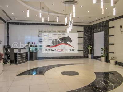 Office for Rent in Al Barsha, Dubai - Sheikh Zayed Luxury Office 99 AED per sq ft