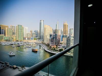 3 Bedroom Apartment for Rent in Dubai Marina, Dubai - Brand new 3 bedroom flat in Dubai Marina
