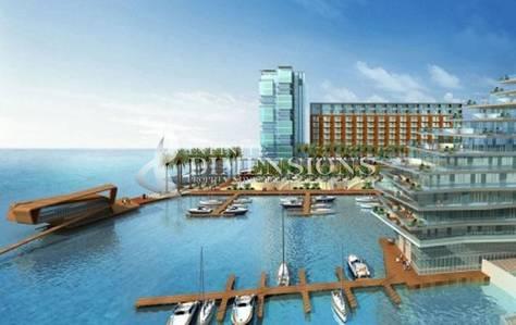 Studio for Rent in Al Raha Beach, Abu Dhabi - Luxurious & Beautiful Sea View Studio apartment