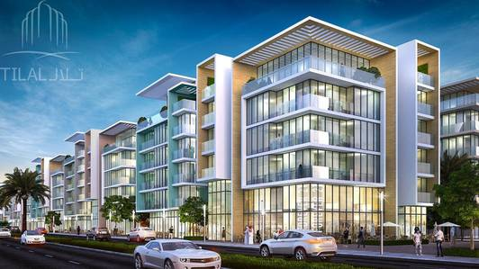 Plot for Sale in Tilal City, Sharjah - TILAL CITY Educational Plot D140