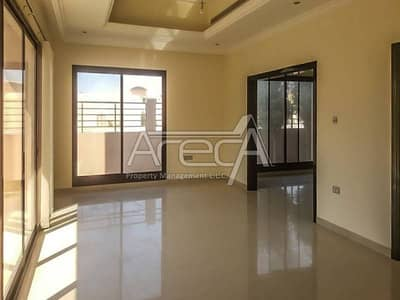 Stylish 5 Bed Villa with Private Pool in Khalifa City A