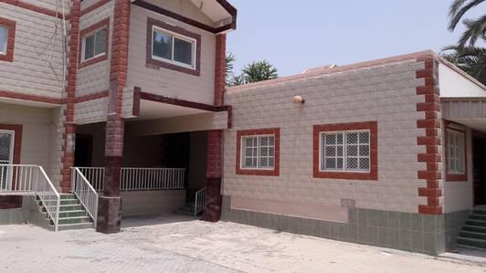 6 Bedroom Villa for Rent in Al Ghafia, Sharjah - 6 B/R hall very spacious double story villa in Ghafiya, close to Azra school area , Sharjah