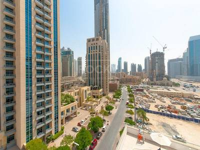 2 Bedroom Apartment for Sale in Downtown Dubai, Dubai - The Bahwan Tower Brand New Bldg in Burj Khalifa