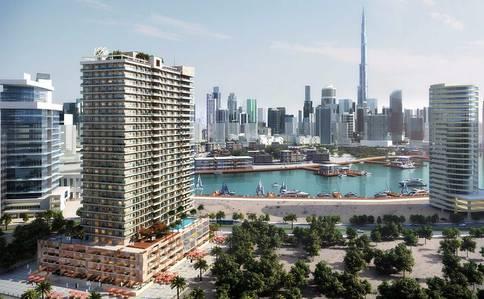 Burj Khalifa view OWN STU_ APARTMENT-  Furnished