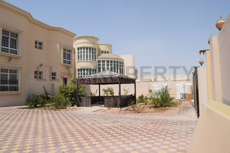 10 Bedroom Villa for Rent in Shakhbout City (Khalifa City B), Abu Dhabi - Residential/Commercial Villa Located in Shakhbout City