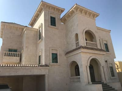 For sale a new two storey villa with electricity and water a stone facade