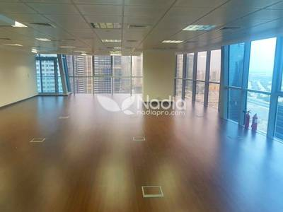 Office for Rent in Jumeirah Lake Towers (JLT), Dubai - Full Refurbished Office | Open Plan | Indigo Icon | JLT