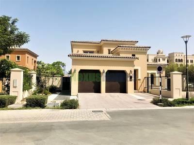 Luxuries Four Bedroom Corner Villa in Saadiyat Island for Sale