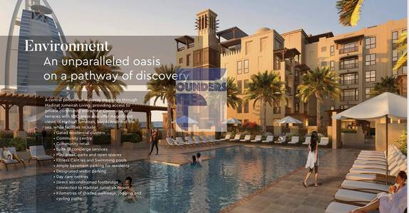BOOK YOUR HOME IN MADINAT  JUM WITH 5% DOWN PAYMENT.