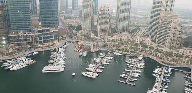 3 Bedroom Flat for Rent in Dubai Marina, Dubai - 3 BR | High Floor | Full Marina View