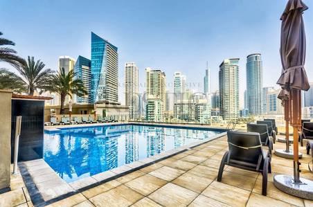 3 Bedroom Flat for Rent in Dubai Marina, Dubai - 3 Bedroom Apartment   Vacant   Al Sahab 1