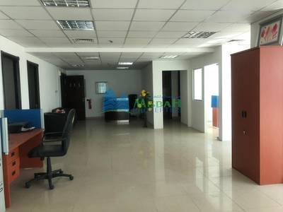 Office for Rent in Al Qusais, Dubai - Fully Fitted office 1837sq.ft with Free Parking near LuLu Hyper Market or Stadium Metro