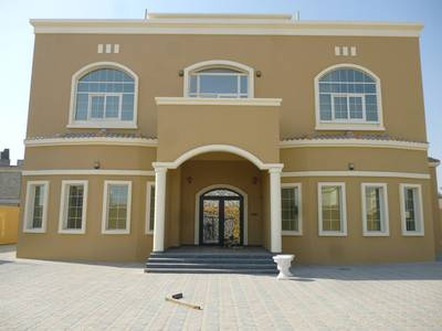 Luxurious 6 Bedroom Villa (5 Master rooms) With Maids room For Rent in Al Gharayen Sharjah