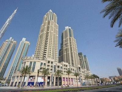 1 Bedroom Flat for Rent in Downtown Dubai, Dubai - 85K in 4 Cheqs Ready to move 1 Bedroom Apt in 29 Blvd for Rent
