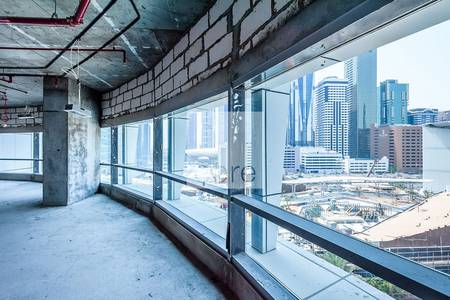 Office for Rent in DIFC, Dubai - Well located shell and core office on rent