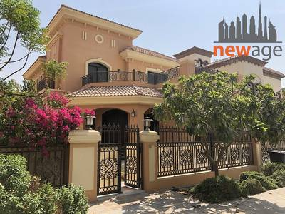 6 Bedroom Villa for Rent in The Villa, Dubai - Custom Built 6 Bed Independent Villa
